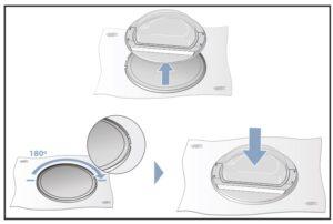 quitar cristal Cambiar sentido puerta secadora Bosch